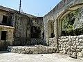 Новый Афон. Стена времен Абхазского царства - panoramio.jpg