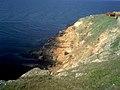 Острів Зміїний, вид в море.jpg