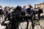 Работа зарубежных СМИ в городе Пальмире во время концерта «С молитвой о Пальмире» (18).jpg
