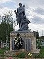 Райгородок, братская могила советских воинов Южного и Юго-Западного фронтов на кладбище.jpg