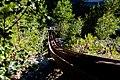 Старая Линза - рельсы для вагонеток - panoramio.jpg