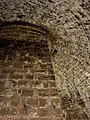 Столб и стены Королевской башни в крепости Орешек.jpg
