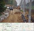 Строительство 4 главного пути Реутово - Железнодорожная (15193167415).jpg