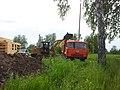 Строящийся дом в поселке УНИВЕРСИТЕТСКИЙ рядом с Академгородком Новосибирска 24.jpg