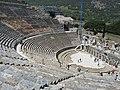 Театр. Вид на арену. Эфес. Тукция. Июнь 2012 - panoramio.jpg