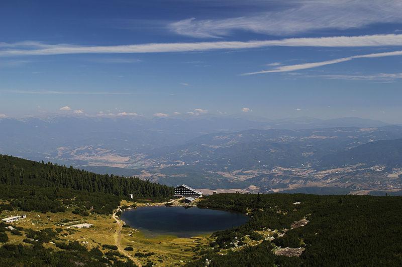 Озеро Безбог, Національний парк Пірін, Болгарія. Автор фото — Kriso O'Conner (CC-BY-SA-4.0)