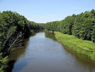 Shchara River - Image: Шчара