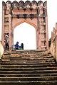 তোরণদ্বার (বাইরের অংশ), ইদ্রাকপুর দুর্গ.jpg