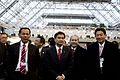 นายกรัฐมนตรีและคณะ เข้าร่วมการประชุมระดับสูง High Leve - Flickr - Abhisit Vejjajiva (48).jpg