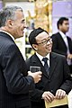 นายกรัฐมนตรี รับเสด็จนายกรัฐมนตรีแห่งราชอาณาจักรบาห์เร - Flickr - Abhisit Vejjajiva (34).jpg
