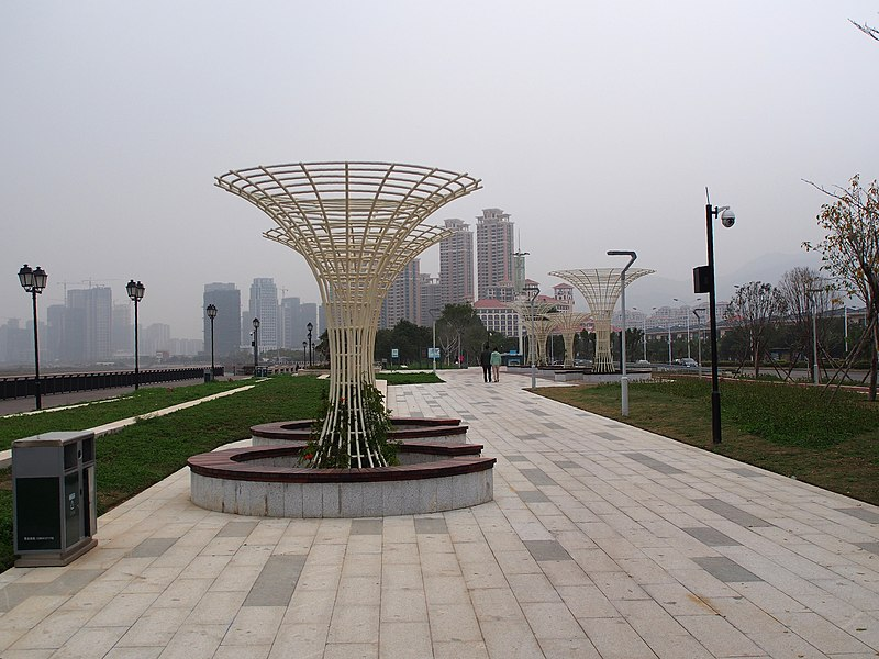 File:东江滨公园 - East Riverside Park - 2014.03 - panoramio (1).jpg