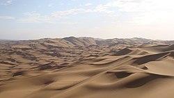 中国新疆鄯善县库木塔格沙漠 China Xinjiang, Piqan County Desert Ch - panoramio - 罗布泊 (15).jpg
