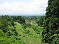 古寺山参道から須賀川市街 - panoramio.jpg