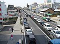 岡崎公園駐車場待ちの車(岡崎市) - panoramio.jpg