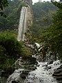 张家界国家森林公园-宝峰湖瀑布 - panoramio - 欧治.jpg