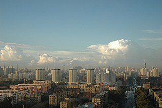 Chaoyang District, Changchun District in Jilin, Peoples Republic of China