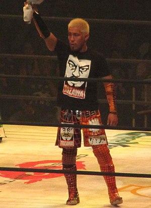 Akira Tozawa - Tozawa in November 2016