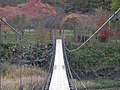 温泉つり橋(Suspension bridge) - panoramio.jpg
