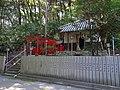 烏帽子形八幡神社にて 河内長野市喜多町 2013.2.10 - panoramio.jpg
