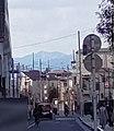 西武池袋線・石神井公園駅から見える、奥秩父と奥多摩方面の山々.jpg