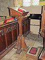 -2018-11-06 The Lecturn, Saint Andrew's, Bacton.JPG