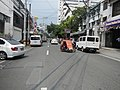0138jfRemedios Circle Fountain Cycling lanes Buildings Malate Manilafvf 02.jpg