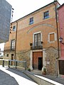 016 Casa Sanllehí, c. Sant Francesc 2 (Castelló d'Empúries).jpg