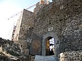 022 Castell de Montsoriu, portal d'entrada al castell.jpg