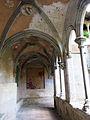 023 Sant Jeroni de la Murtra, claustre, angle sud-oest.JPG