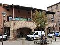 026 Cal Be, Ajuntament de Santpedor, a la plaça Gran.JPG