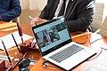 03.07.2020 Ședința Comisiei politică externă și integrare europeană (50070354268).jpg
