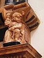 035 Església de Sant Miquel dels Reis (València), cenotafi de Germana de Foix, detall.jpg
