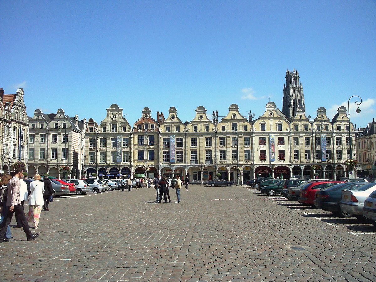 Arras wikip dia for Piscine d arras