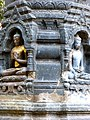069 Buddhas in Votive Stupa (9221971212).jpg