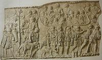 076 Conrad Cichorius, Die Reliefs der Traianssäule, Tafel LXXVI.jpg