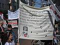 1. Mai 2013 in Hannover. Gute Arbeit. Sichere Rente. Soziales Europa. Umzug vom Freizeitheim Linden zum Klagesmarkt. Menschen und Aktivitäten (065).jpg