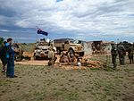 100 Years of ANZAC display at the 2015 Australian International Airshow 23.jpg