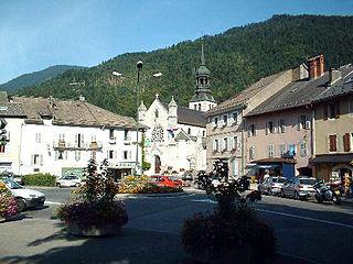 Thônes Commune in Auvergne-Rhône-Alpes, France