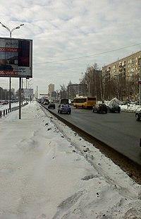 Улица 10 лет Октября (Ижевск)