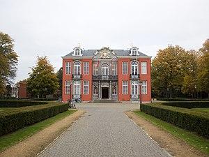Hoboken, Antwerp - Sorghvliedt Castle (Kasteel Sorghvliedt)