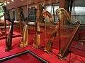 114 Museu de la Música, arpes.jpg