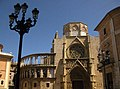 125 Catedral de València, porta dels Apòstols i Obra Nova.JPG