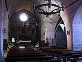 128 Església de Santa Maria, nau central.jpg