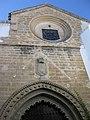 132 Real Monasterio de Santa Clara, façana de l'església.jpg