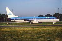 PH-BXF - B738 - KLM