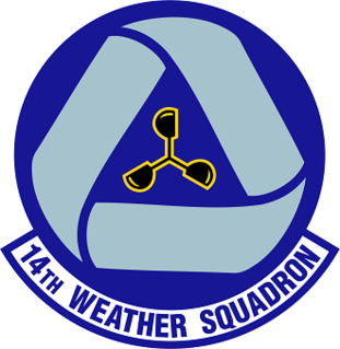 14th Weather Squadron Geographically Separate Unit (GSU) of the 2nd Weather Group
