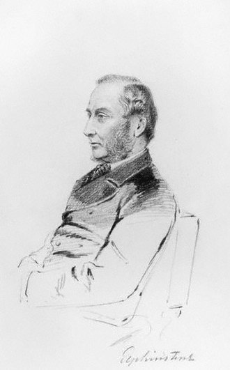 William Elphinstone, 15th Lord Elphinstone - Lord Elphinstone