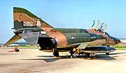 165th Tactical Reconnaissance Squadron - McDonnell RF-4C-25-MC Phantom 65-0851