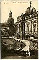 18952-Dresden-1915-Partie an der Kunstakademie-Brück & Sohn Kunstverlag.jpg