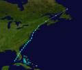 1897 Atlantic tropical storm 3 track.png